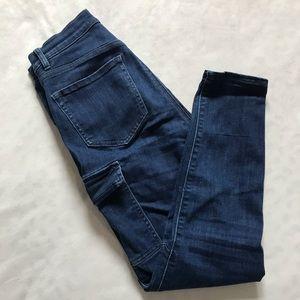 Garage | Blue Jeans